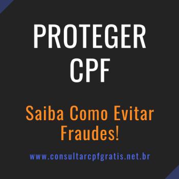 proteger cpf